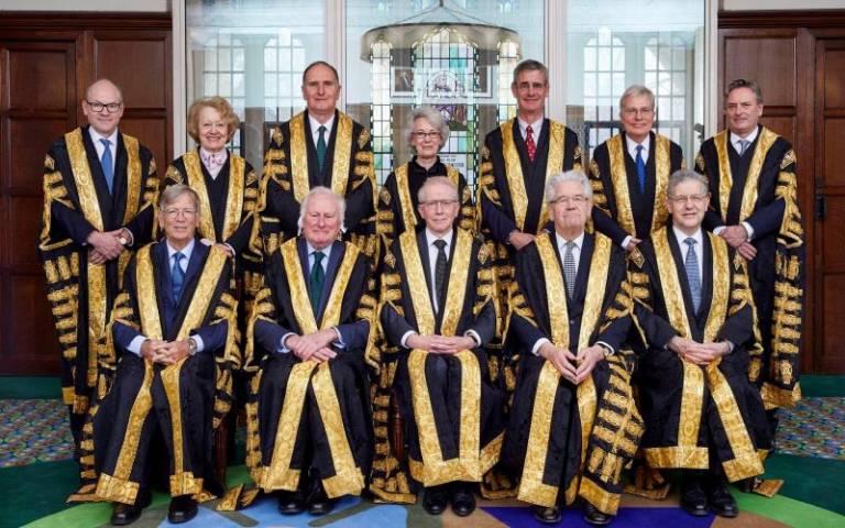 UK Supreme Court Judges