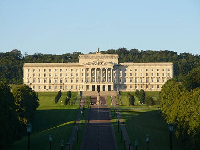 Stormont, Northern Ireland Government Building