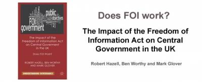 Does FOI Work?