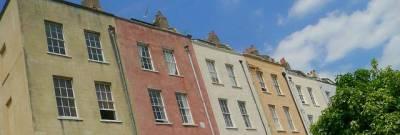 Bristol terraces houses