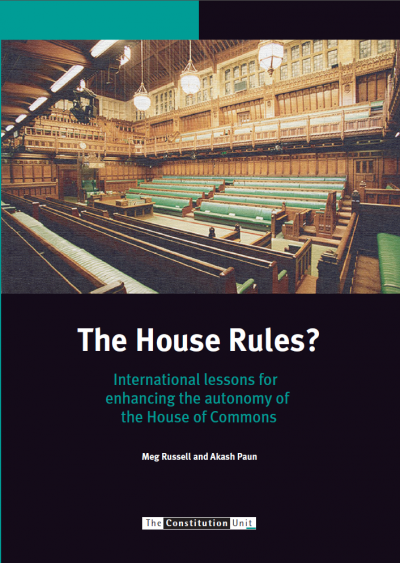 House Rules_ front cover