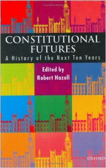 Constitutional Futures: A History of the Next Ten Years