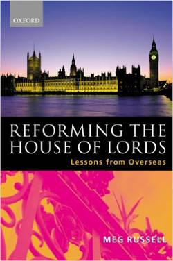 Reforming the House of Lords, Lessons from Overseas
