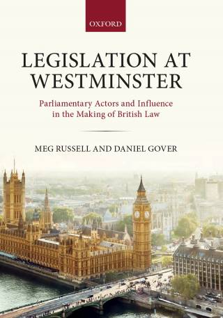 Legislation at Westminster 3