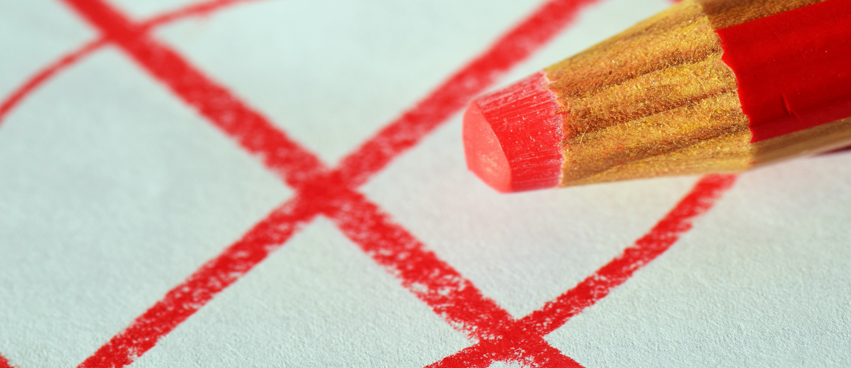 referendum pencil