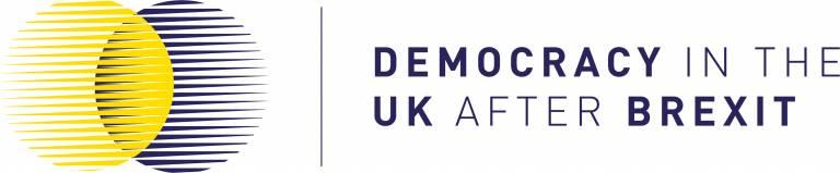 Democracy in the UK logo