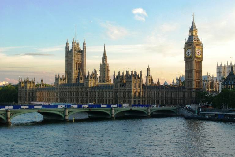 Parliament (Image courtesy of skeeze)