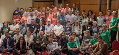 Citizens' Assembly on Brexit group photo