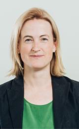 Headshot of Hannah White