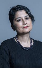 Headshot of Shami Chak