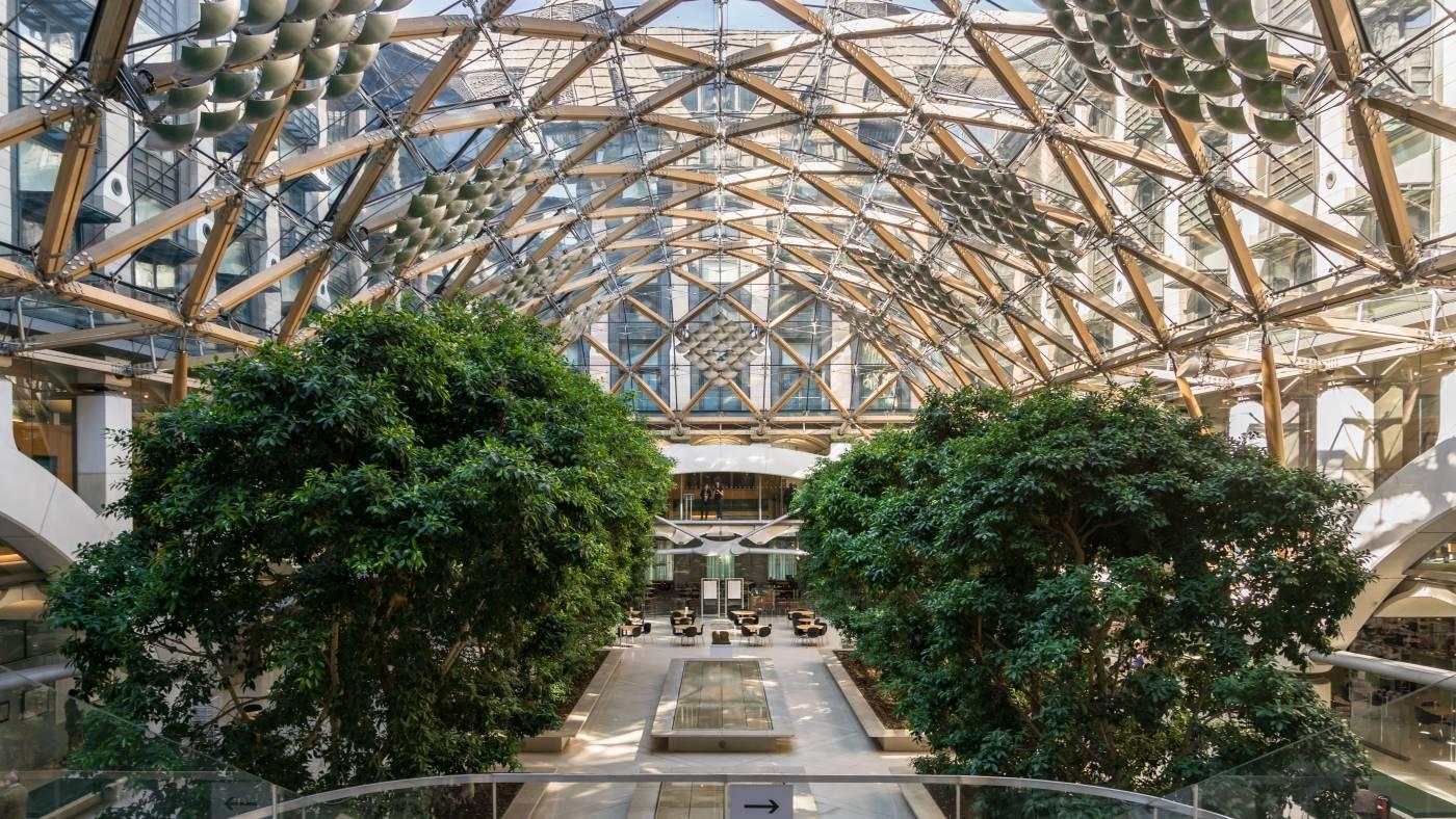 Portcullis House Atrium