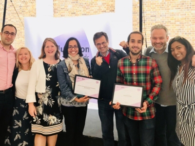 Centre for Teaching & Learning Economics (CTaLE) win UCL Education award