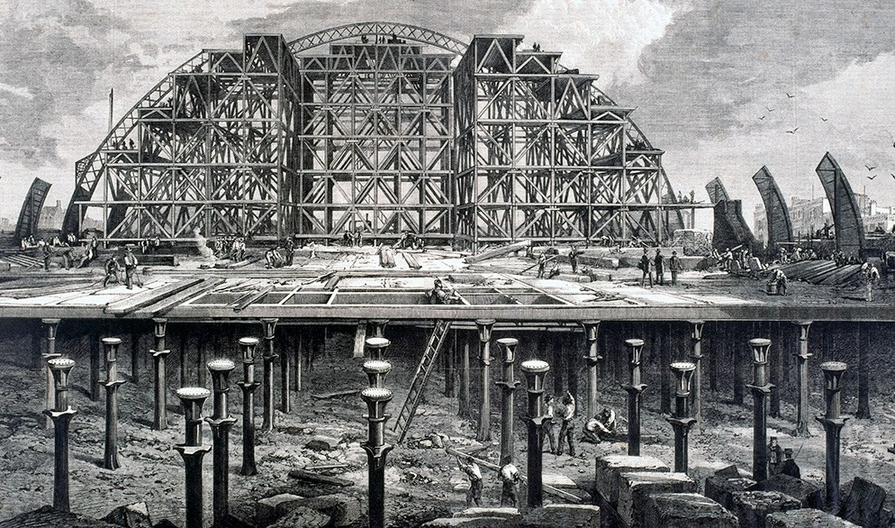 St Pancras International station 150th anniversary
