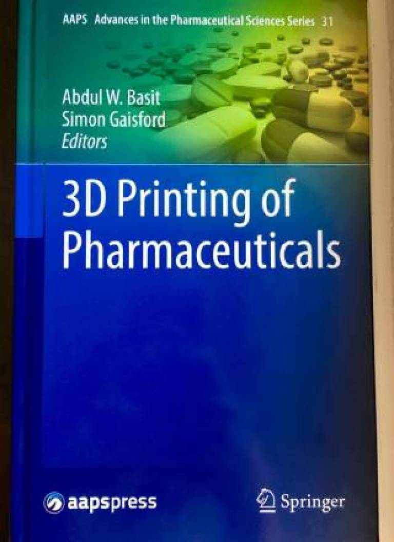 3d printing of pharmaceutical goods image