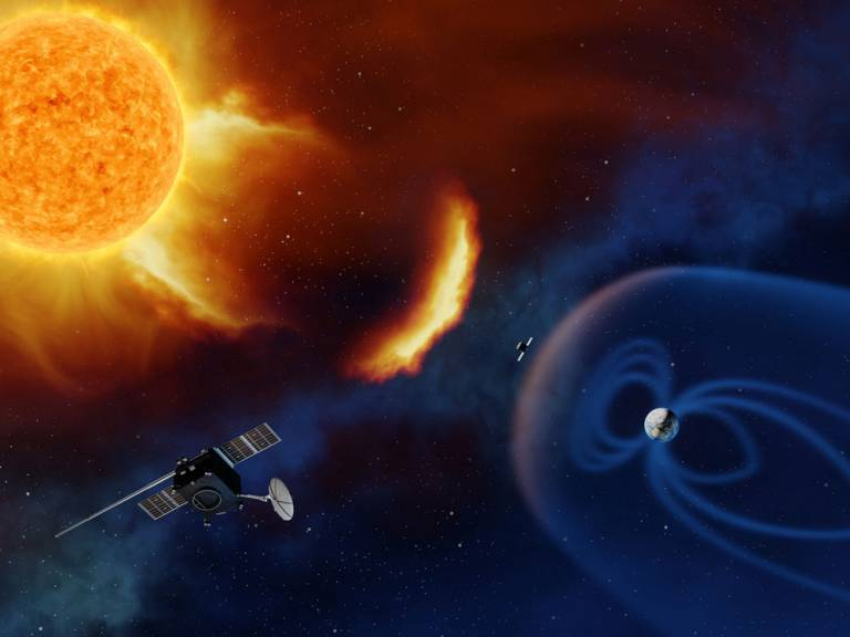 ESA-space-weather-mission