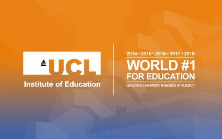 Institute of Education remains first for Education