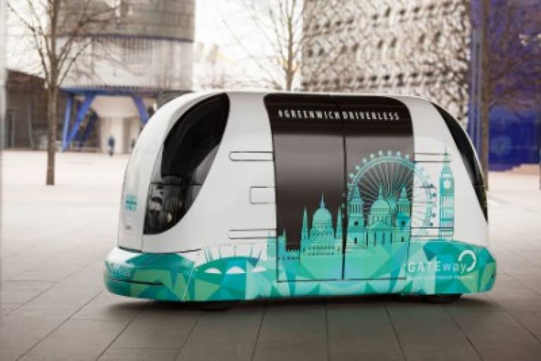 The pathway to driverless cars