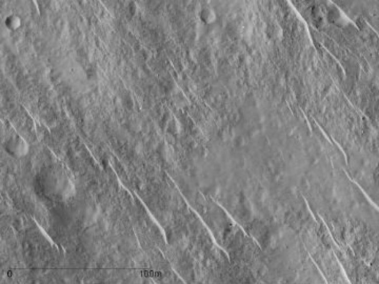 Mars' surface revealed in unprecedented detail