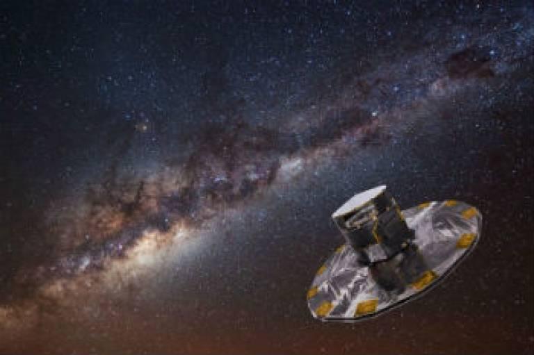 Gaia sizes up 1.1 billion stars