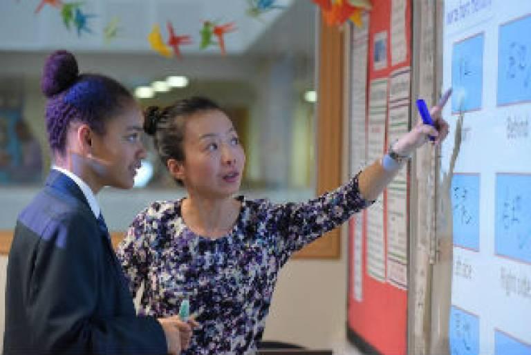 UCL Institute of Education leads Mandarin teaching initiative