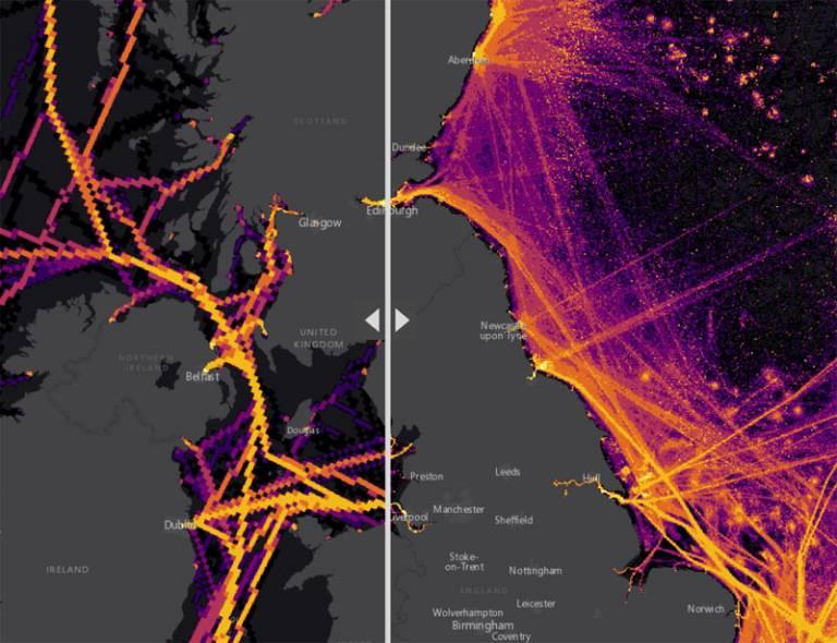 map capture photo