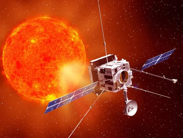 photo of soler orbiter ESA copyright