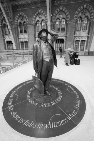 photo of John Betjemin