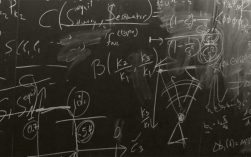 Workshops, blackboard