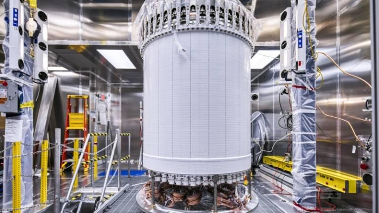 Lux Zeplin Xenon Detector