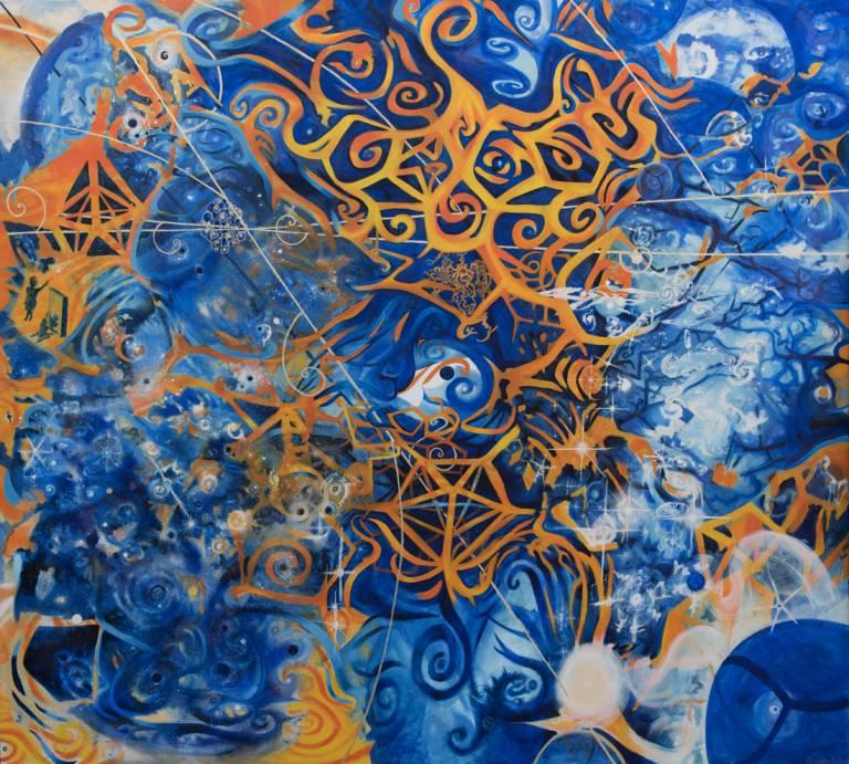 Making sense of the Universe through art and physics
