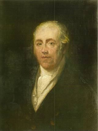 Portrait of Crabtree