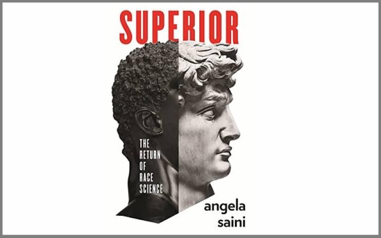 Angela Saini Superior Book Cover