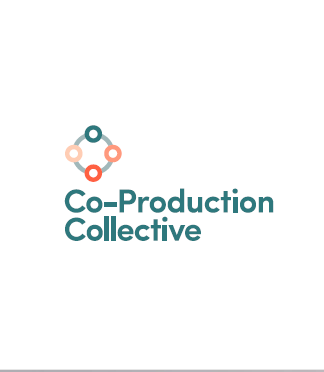 Co-Production Collective text logo