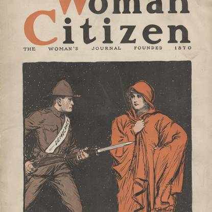 The Woman Citizen