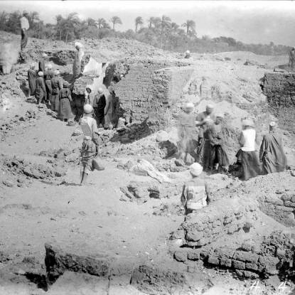 Different Perspectives: Archaeology and the Middle East in WWI
