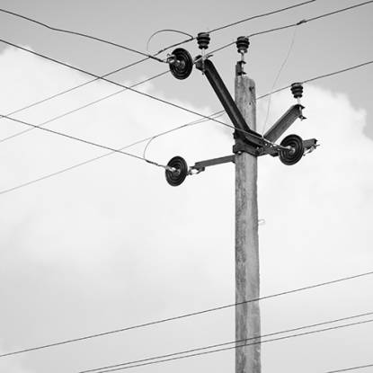 telephone cables