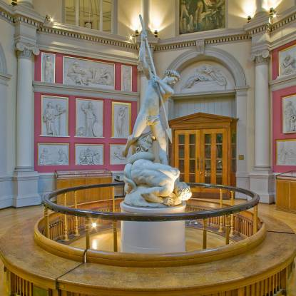 The John Flaxman Gallery