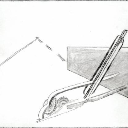 Estelle Holland Mechanizing Hamilton's Reaper (f), 2012