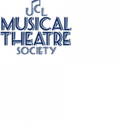 UCL musical theatre logo on a white background