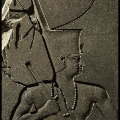 A low relief sculpture from Ancient Eygypt