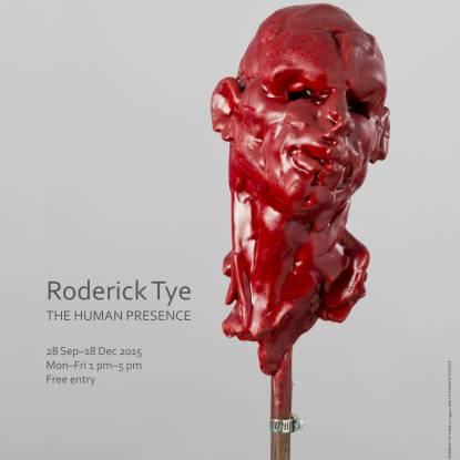 Roderick Tye: Human Presence (2015)