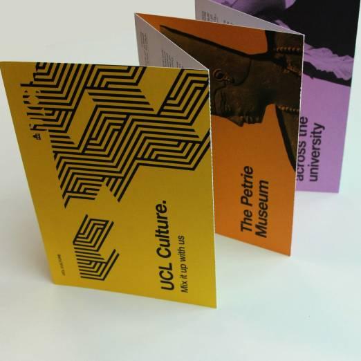 UCL Culture postcards