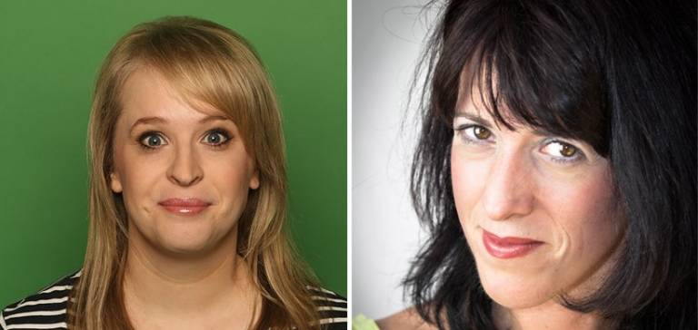 Hayley Ellis & Sally-Anne Hayward Headshots