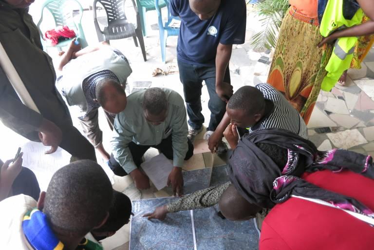 Mapping workshops Iwona Bisaga
