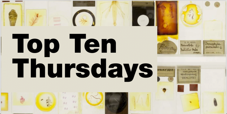 Top Ten Thursdays