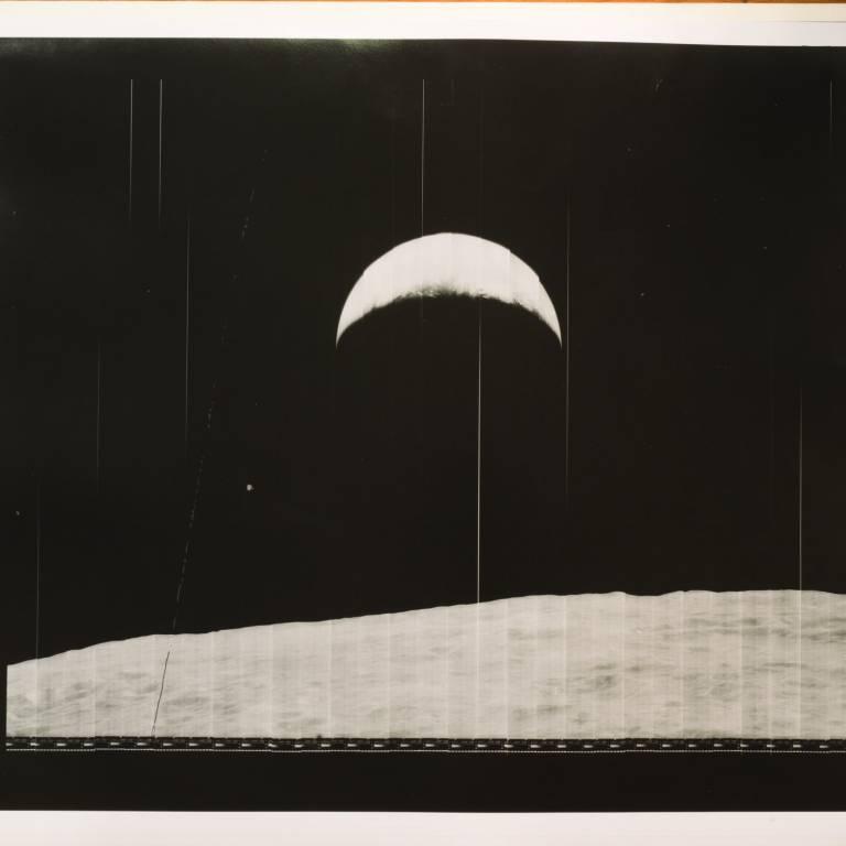 Moon crescent