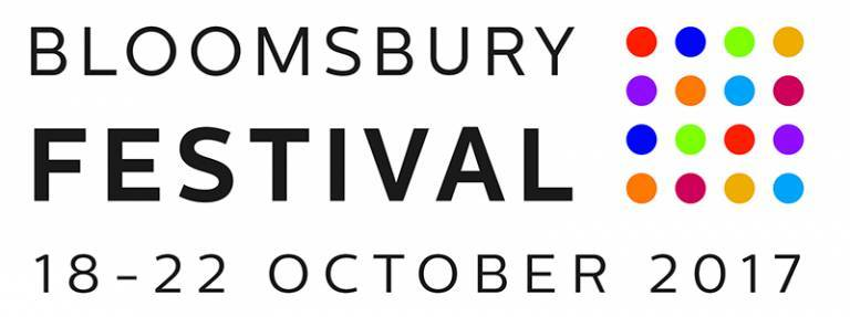 Bloomsbury Festival logo