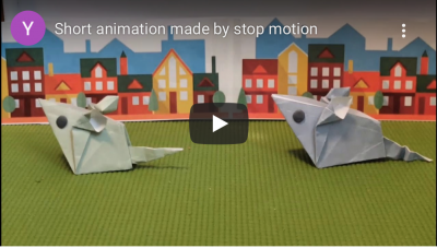 Stop animation image