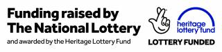 Logo for the Heritage Lottery Fund