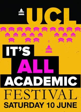 Alumni festival flyer